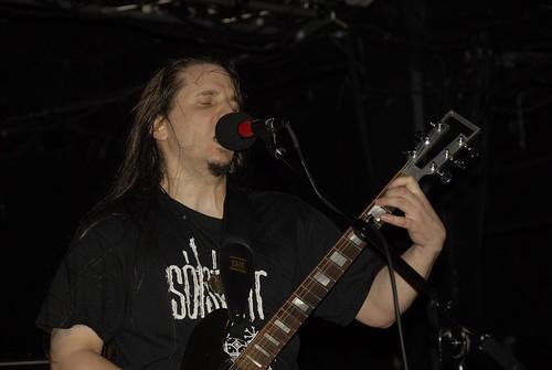 John Haughm of Agalloch