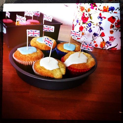 365:153 Jubilee cakes