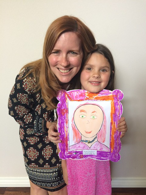 mother's day portrait