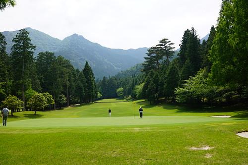 風も緑に The Cypress Golf Club taken with Sony DSC-RX1RM2 by Ryotaro Suzuki