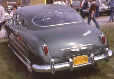 1951 Hudson Hornet For Sale 2 Door