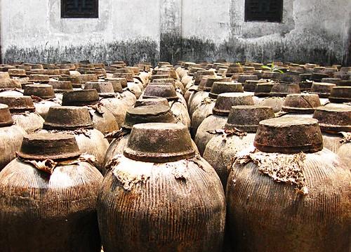 Reiswein, Wuzhen