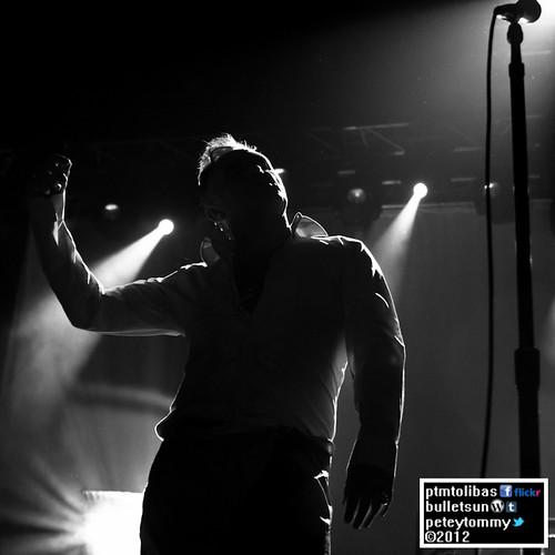 Morrissey in Manila - 2
