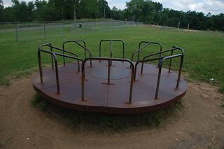Old Merry-go-round
