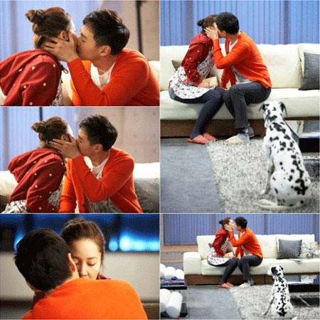 lovemoney-yeon-jung-hoon-uhm-ji-won-kiss
