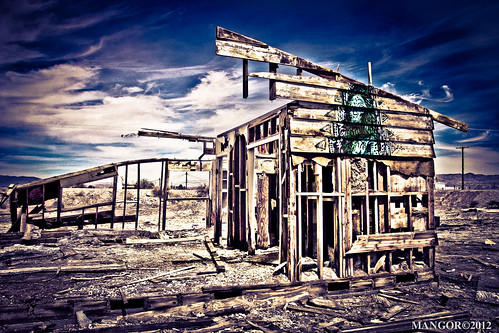 The Salton Sea by mangor
