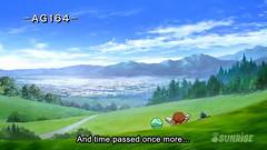 Gundam AGE 3 Episode 29 Grandpa's Gundam Youtube Gundam PH 0085