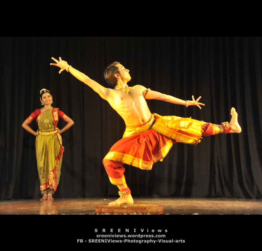 World Dance Day 2012 performers by Vasu..