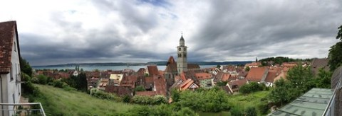 Uberlingen panorama