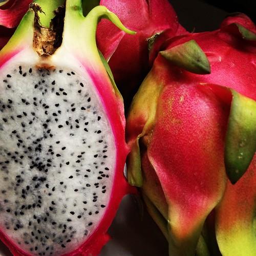 Dragon Fruit Breakfast