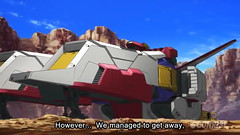 Gundam AGE 3 Episode 31 Terror! The Ghosts of the Desert Youtube Gundam PH 0059