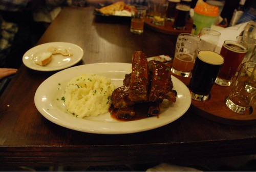 Ribs at Heartland