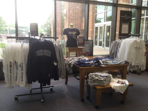 Penn State University Park bookstore