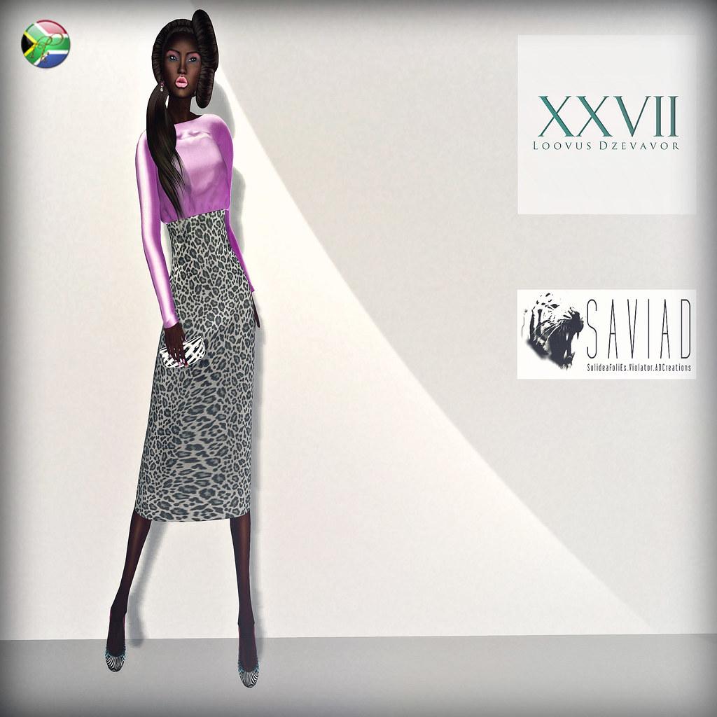 Loovus Dzevavor @ FIERA Spring Fashion Event at SAVIAD