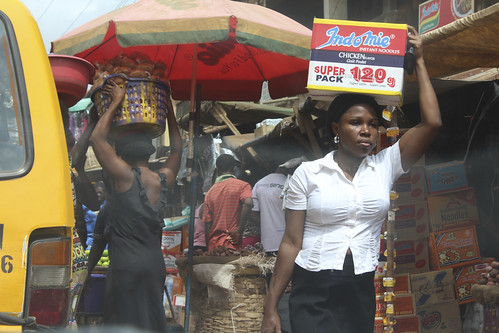 Nkpo Market - Onitsha - Anambra State, Nigeria by Jujufilms