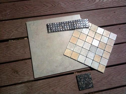 Bathroom Remodel: Tile Selection