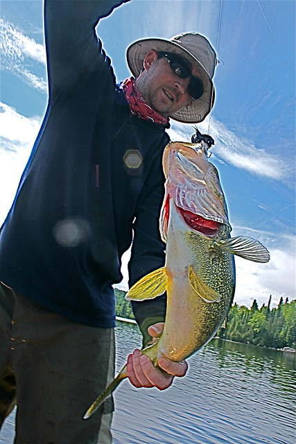 Esnagi Fly Fishing Pike