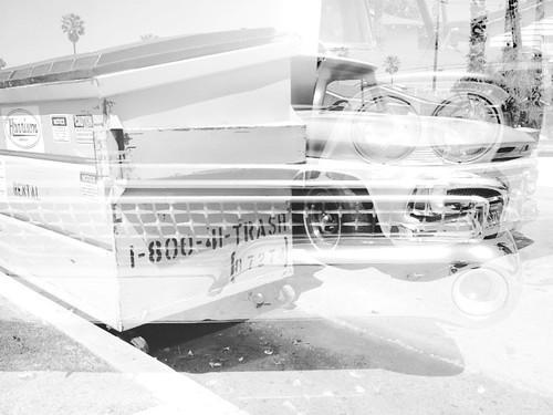 dumpster ranchero love! by sageandpaperclip