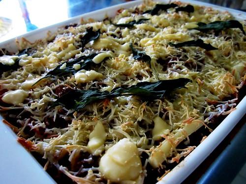 Melissa's baked pasta