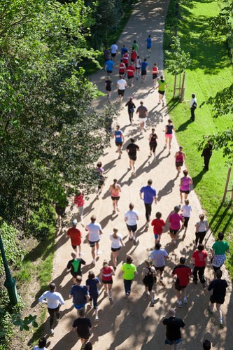 Preston Parkrun week 3-12