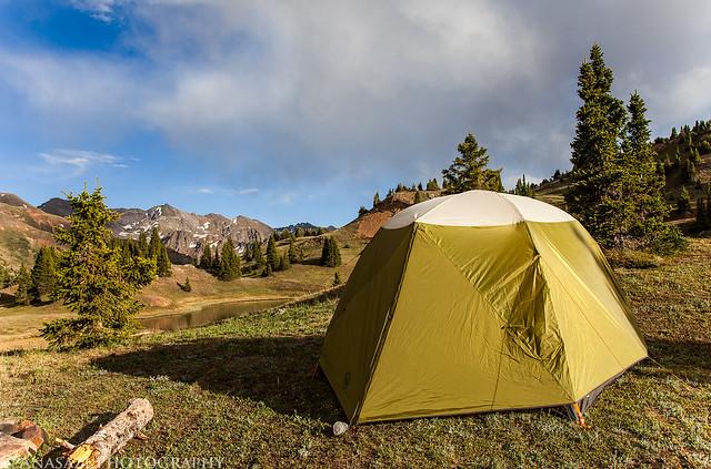 Gray Copper Camp