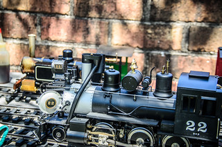 Model Steam Trains-53