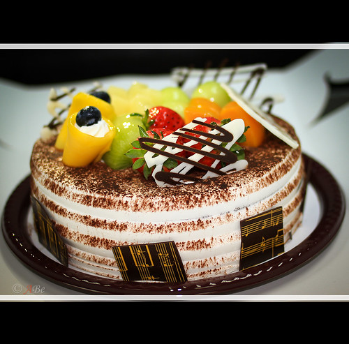 The B'Day Cake by a_bram1