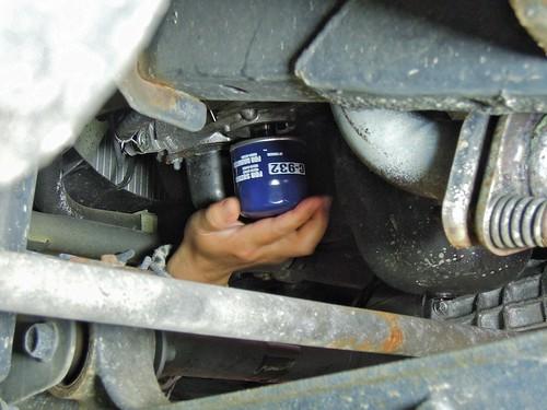 Suzuki Jimny JB23W Engine Oil Filter