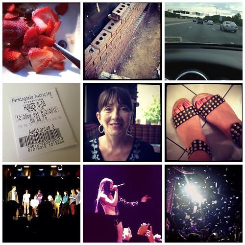 Week According to Instagram 6/3/12