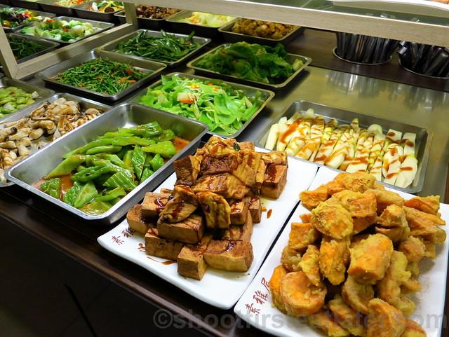 素雅屋 (vegetarian restaurant in Taimall, Taipei)-002