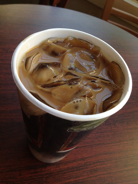 Iced coffee - Whisk