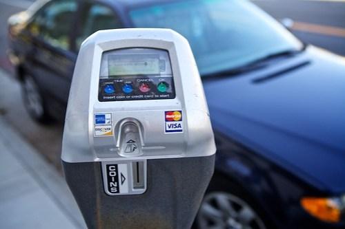 Smart Meter Parking