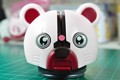 HG 144 7-Eleven BearGuy Gundam OOTB Unboxing Review (32)