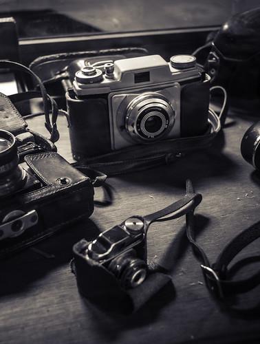 """153/365 """"Colección de cámaras"""" by Flickr Jiménez (Pedro Nog)"""