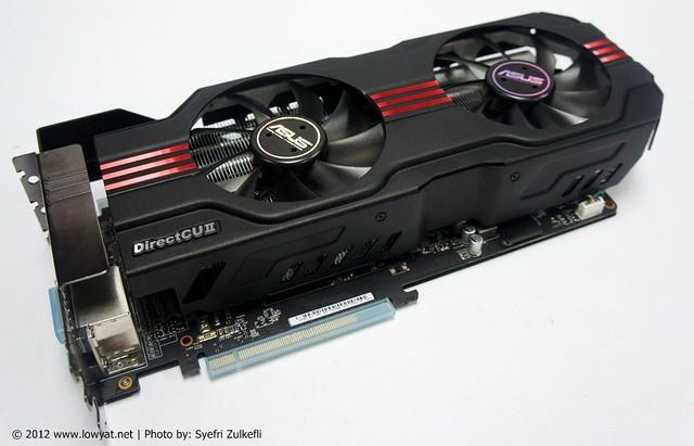 [Preview]ASUS GeForce GTX 680 DirectCU II TOP