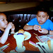 Kids Meal at Hard Rock
