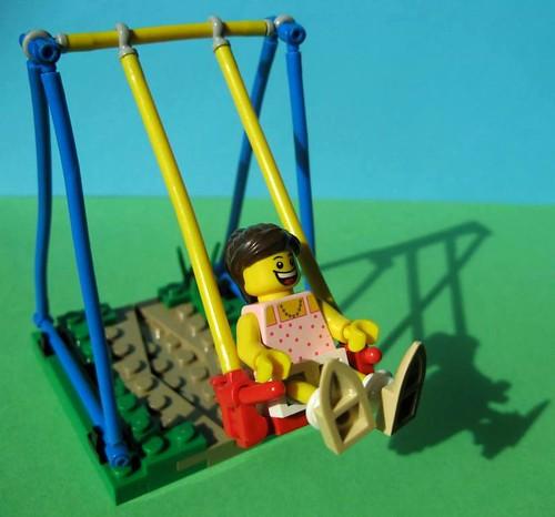 swing 1 by zgrredek