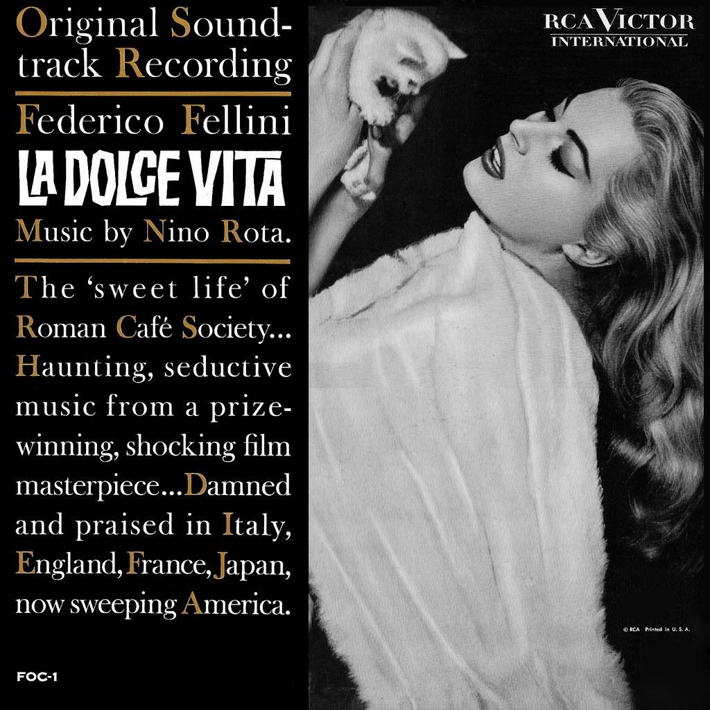 Nino Rota - La Dolce Vita