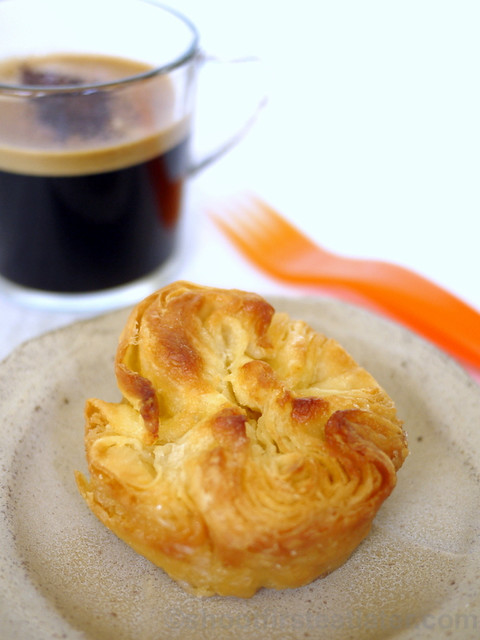Kouign-amann from Gourmet Finds Manila
