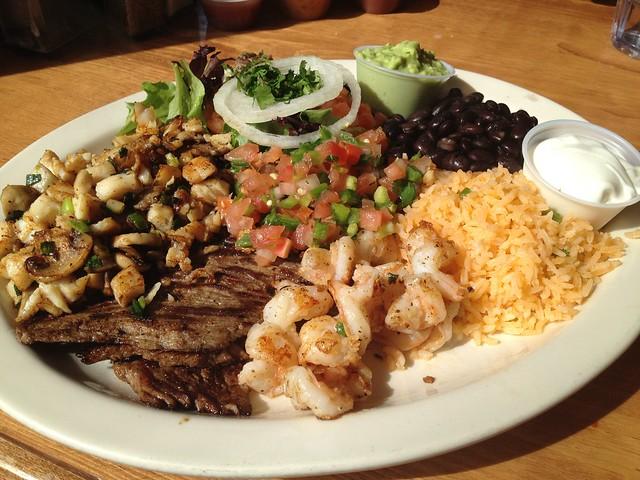 Los numeros #3 - Zapata Mexican Grill