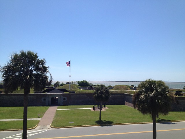 Fort Moultrie, Sullivan's Island