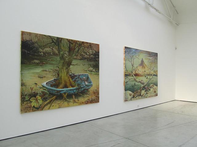 """Masakatsu Kondo - """"Whenever I Am Silent"""", at All Visual Arts"""