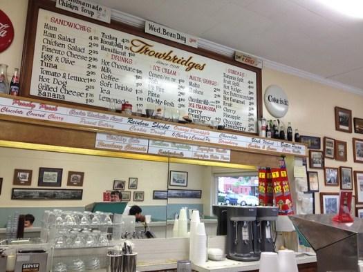 Trowbridge's, Florence AL