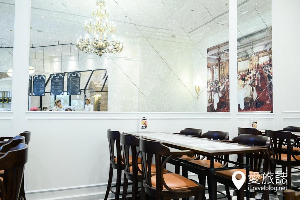 曼谷哈洛德茶餐厅 Harrods Tea Room 02