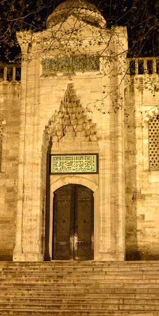 Istanbul - avril 2012 - jour 1 - 045 - Sultanahmet Camii