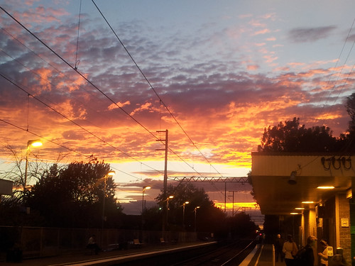 2012-03-21 07.12.04 - sunrise at the station