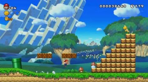 NSMB Wii U