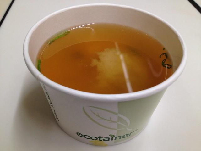 Miso soup Osho Japanese Cuisine