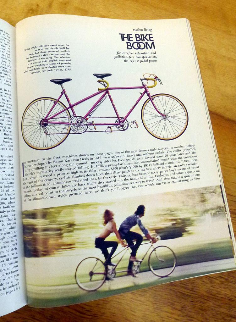 The Bike Boom