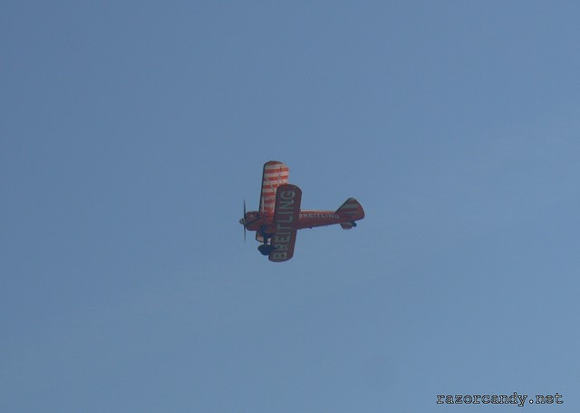 Wingwalkers - Southend Air Show - Sunday, 27th May, 2012 (12)